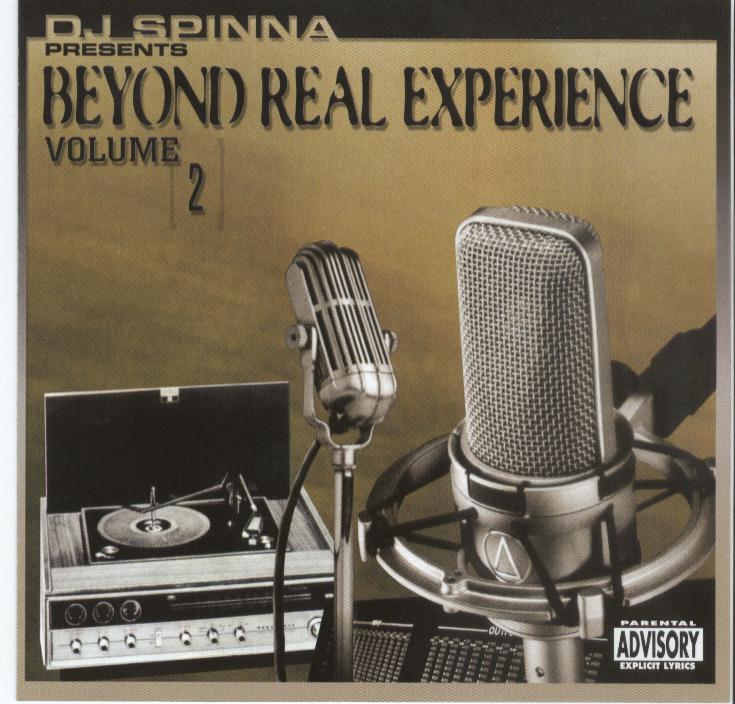 Resultado de imagen para DJ Spinna - The Beyond Real Experience Vol. 2